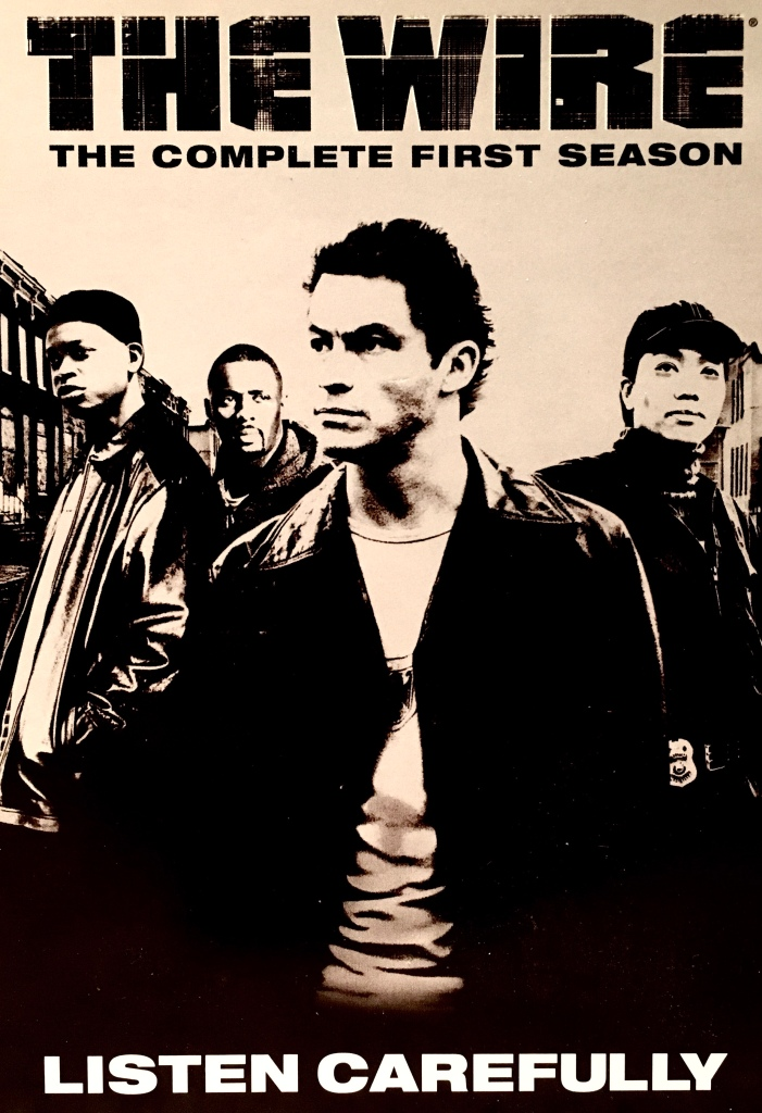 Cover of The Wire, Season 1